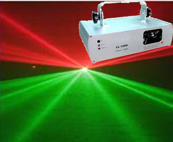 Red Green Laser